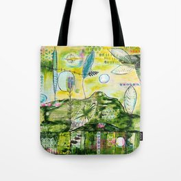 Your true north Tote Bag