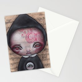 Oracle Stationery Cards