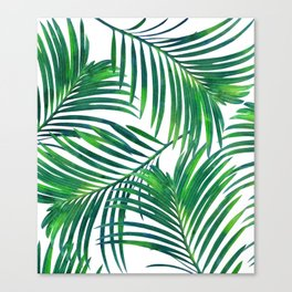 Palm Paradise #society6 #decor #buyart Canvas Print