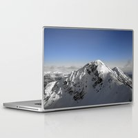 terminator Laptop & iPad Skins featuring Terminator Peak by Joe-LynnDesign