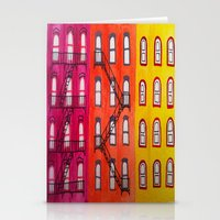 building Stationery Cards featuring building by tmurriam