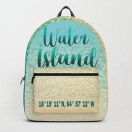 water island Backpack