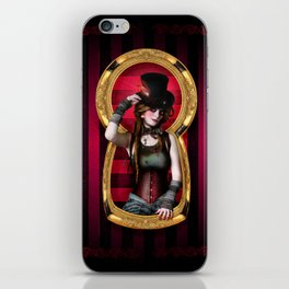 I am the key iPhone Skin