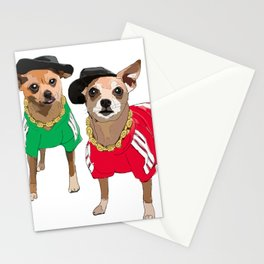 Run DMChi Stationery Cards