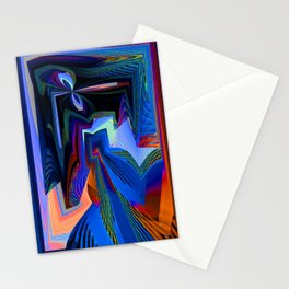 abnormal parameters Stationery Cards