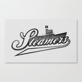 The Cleveland Steamers Canvas Print