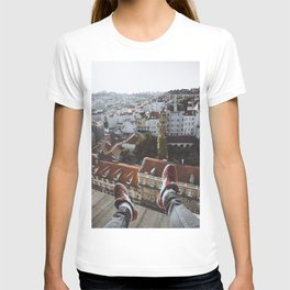 Legs w/ a view T-shirt