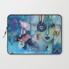 Waterworld: Blue Laptop Sleeve
