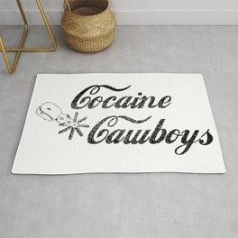Cocaine Cawboys Rug