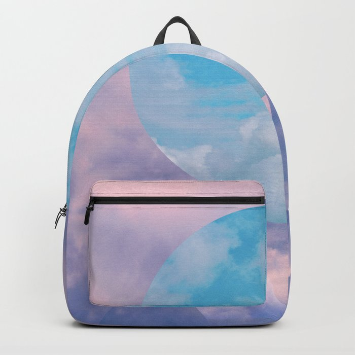 Clouds and Mountains Backpack