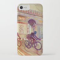 takmaj iPhone & iPod Cases featuring Tour de France by takmaj