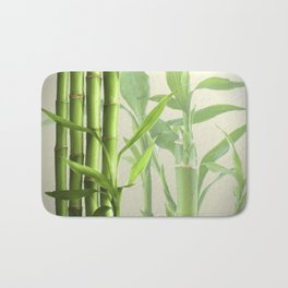Beautiful Bamboo Bath Mat