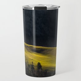Alone in the Foothills Travel Mug