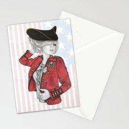 American Revolution Stationery Cards