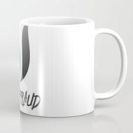 Jussapplaud Logo Coffee Mug