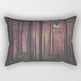 COSMIC FOREST UNIVERSE Rectangular Pillow