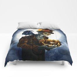 Shadow Man 4 Comforters