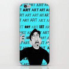 Art Meme  iPhone & iPod Skin