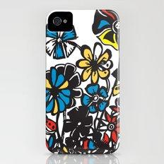 Bouquet - Skal Slim Case iPhone (4, 4s)