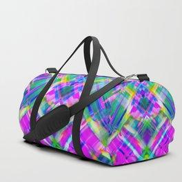 Colorful digital art splashing G469 Duffle Bag