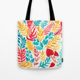 The Brightest Leaves Tote Bag