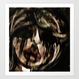 spooky Art Print