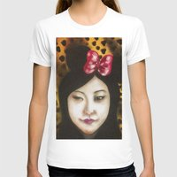 minnie T-shirts featuring minnie by NAME THEGREY