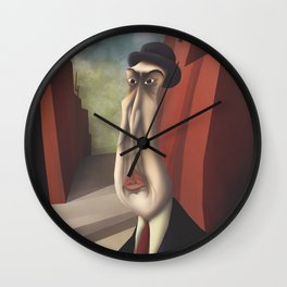 Uncertainty Wall Clock