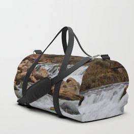 Virgin_River Falls 0898 - Zion Court Duffle Bag