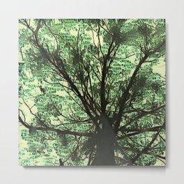 Money tree Metal Print