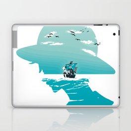 The King of Pirates Laptop & iPad Skin