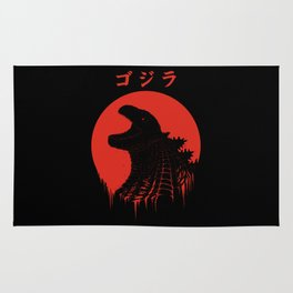 Kaiju Regeneration Rug