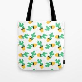 Cactus No. 3 Tote Bag