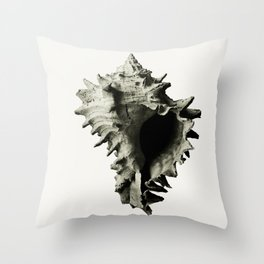fossils nature Throw Pillow