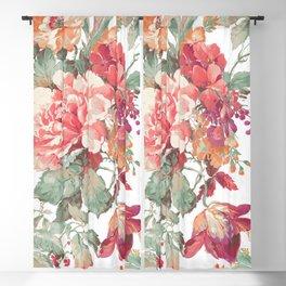 spring garden Blackout Curtain