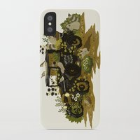 home sweet home iPhone & iPod Cases featuring Home Sweet Home by Teagan White