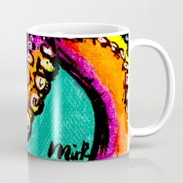 Bright Octo Coffee Mug