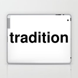 tradition Laptop & iPad Skin