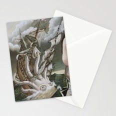 Alexander's Leviathan Stationery Cards