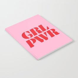 Girl Power GRL PWR Notebook