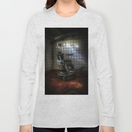 Dentist horror Long Sleeve T-shirt