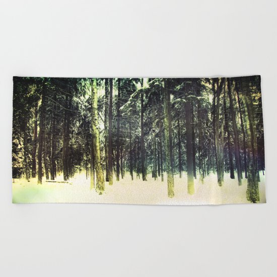 Enchanted Beach Towel