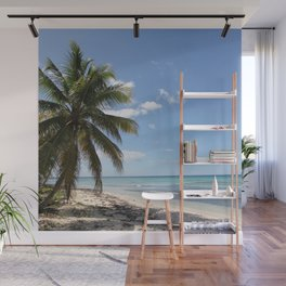 Isla Saona Caribbean Paradise Beach Wall Mural
