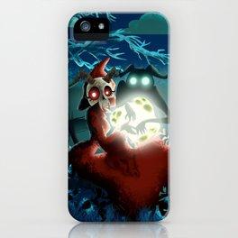 The Four Horsemen: Death iPhone Case