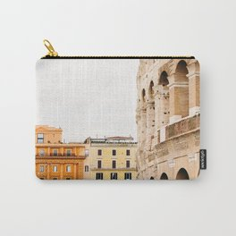 Colosseum - Rome Italy Architecture, Travel Photography Carry-All Pouch