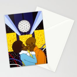 New York Kiss Stationery Cards