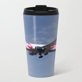 Delta Airlines Boeing 767 Travel Mug