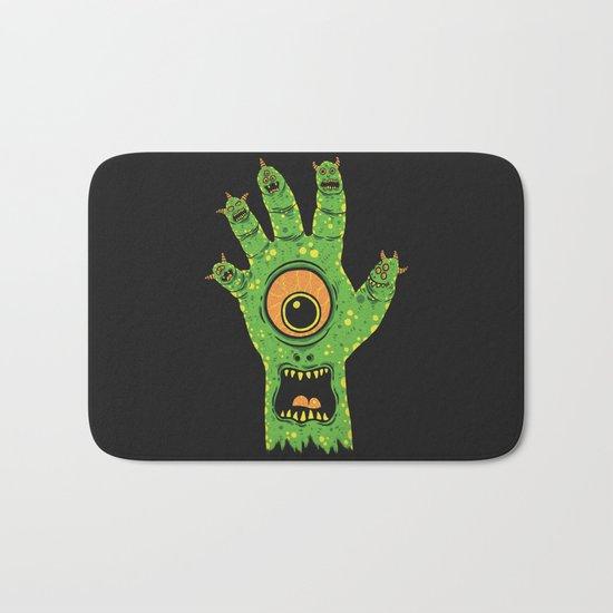 Finger Monsters Bath Mat