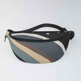Planetary Rings and Stars Abstract  Fanny Pack