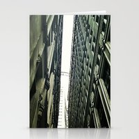 inception Stationery Cards featuring inception by ALEXIS